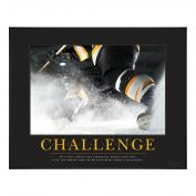 Challenge Hockey Motivational Poster Classic (732300)