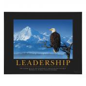 Leadership Eagle Branch Motivational Poster <span>(732320)</span> (732320)
