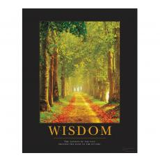 Wisdom Path Motivational Poster