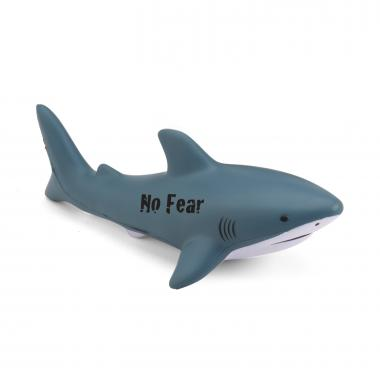 No Fear Shark Squeezable Stress Reliever