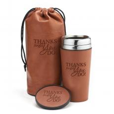 Valentine's Day Gifts - Thanks Tumbler Set