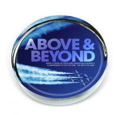 Above & Beyond Jets - Above & Beyond Jets Positive Outlook Paperweight