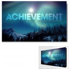 Achievement Stars Infinity Edge Wall Decor