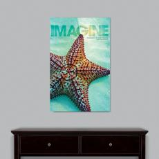 Imagine Starfish Infinity Edge Wall Decor  (703782) - $139.99