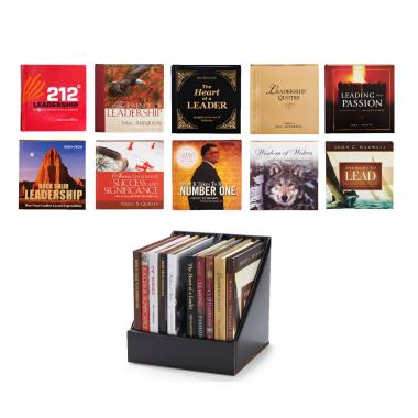 Leadership Collection Gift Book Set