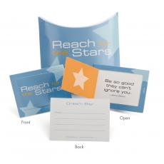Desktop Instant Recognition - Reach for the Stars Little Notes Pop-Open