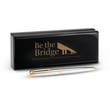 Marquis by Waterford Pen and Case-Be The Bridge