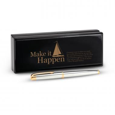 Marquis by Waterford Pen and Case-Make It Happen