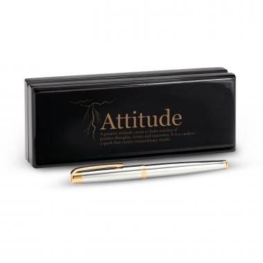 Marquis by Waterford Pen and Case-Attitude Lightning