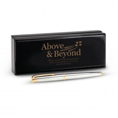 Marquis by Waterford Pen and Case-Above & Beyond Jets