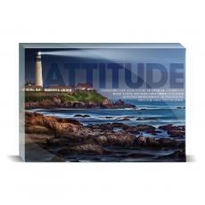 New Products - Attitude Lighthouse Desktop Print