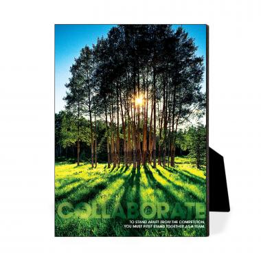 Collaborate Grove Desktop Print