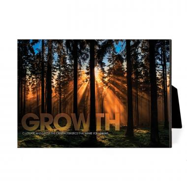 Growth Forest Desktop Print