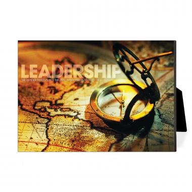 Leadership Compass Desktop Print