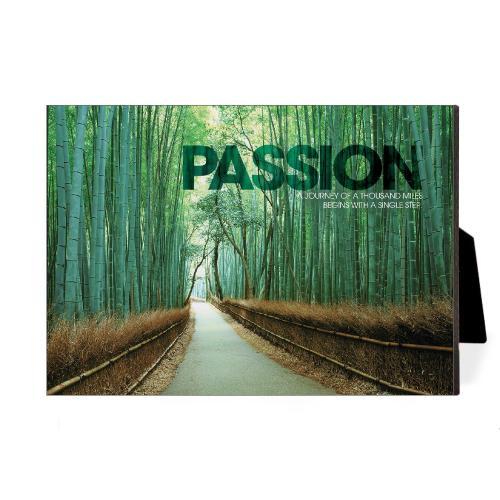 Passion Bamboo Desktop Print