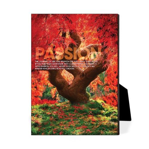 Passion Tree Desktop Print