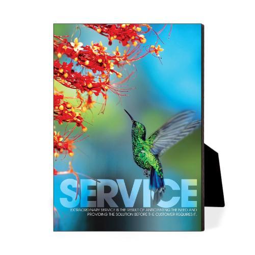 Service Hummingbird Desktop Print
