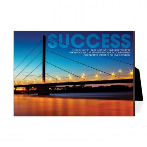 Success Bridge Desktop Print