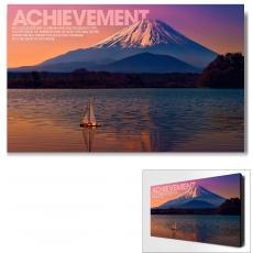 Achievement Sailboat Motivational Art