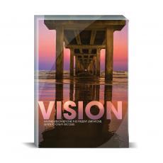 Modern Motivation - Vision Bridge Desktop Print