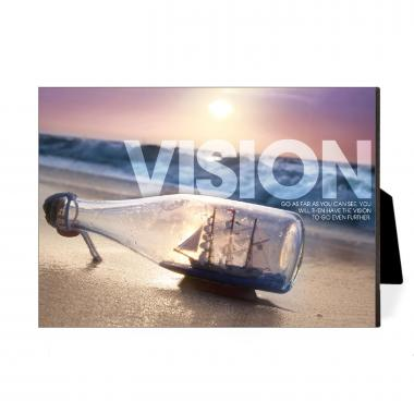 Vision Ship Desktop Print