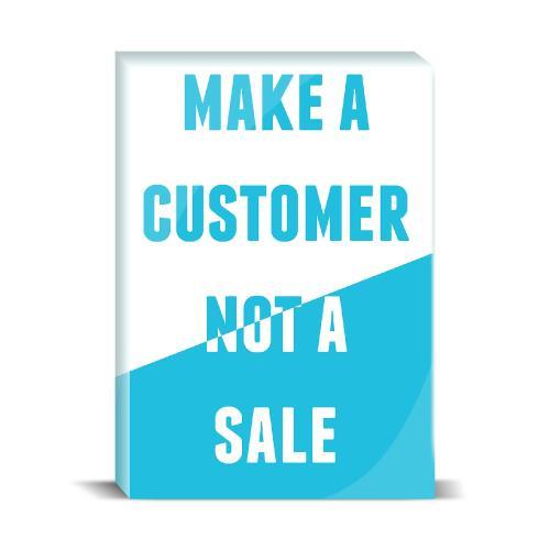 Make A Customer Desktop Print