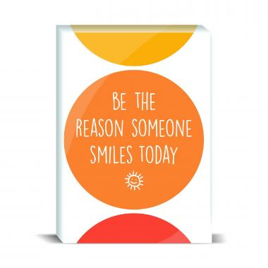 Be The Reason Desktop Print