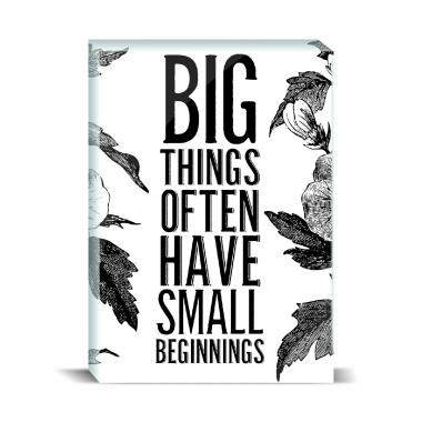 Big Things Desktop Print