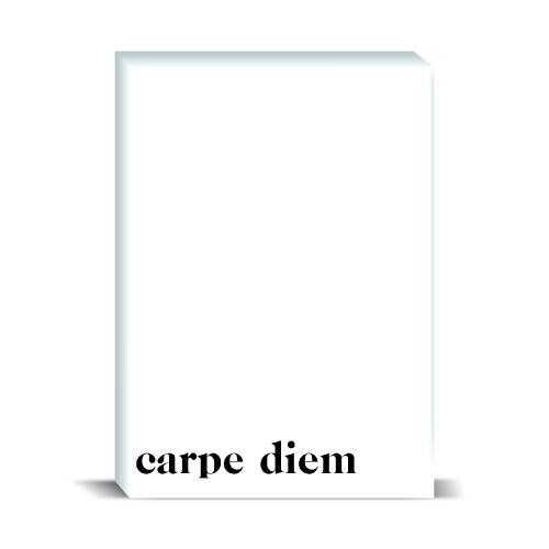 Carpe Diem 1 Desktop Print