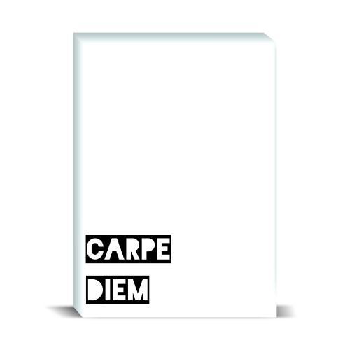Carpe Diem 2 Desktop Print