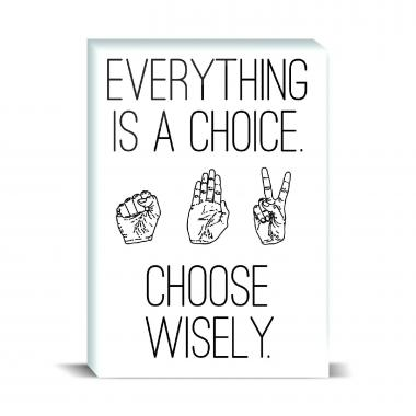 Choice Desktop Print