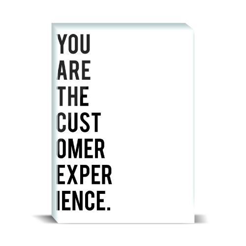 Customer Experience Desktop Print