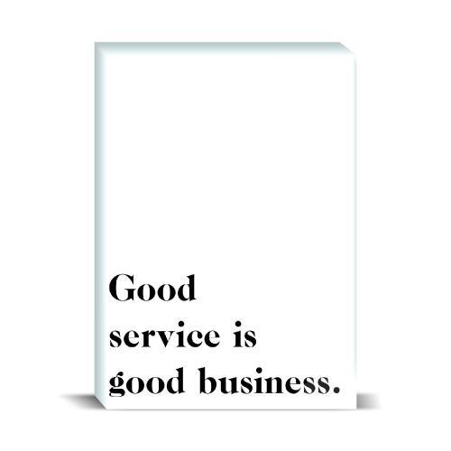Good Service Desktop Print