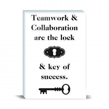 Key Of Success Desktop Print