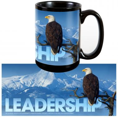 Leadership Eagle 15oz Ceramic Mug