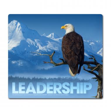 Leadership Eagle Mousepad