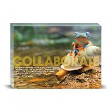 New Products - Collaborate Rainforest Desktop Print