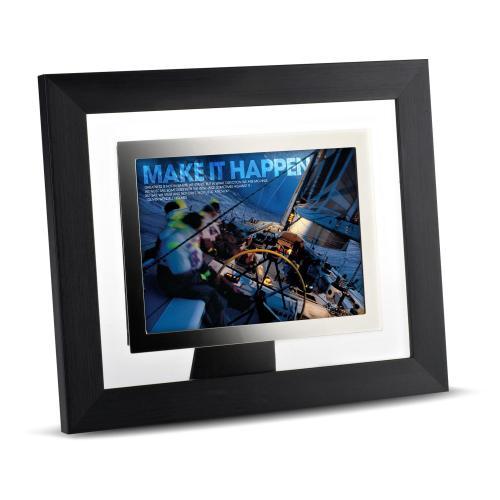Make It Happen Infinity Edge Framed Desktop