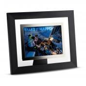 Make It Happen Infinity Edge Framed Desktop Print (728004)