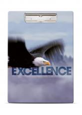 Excellence Eagle Acrylic Clipboard