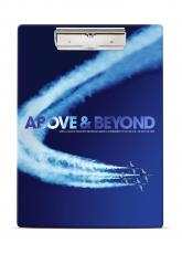 Above & Beyond Jets - Above & Beyond Acrylic Clipboard