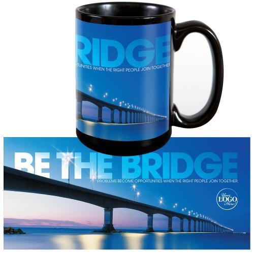 Be the Bridge 15oz Ceramic Mug