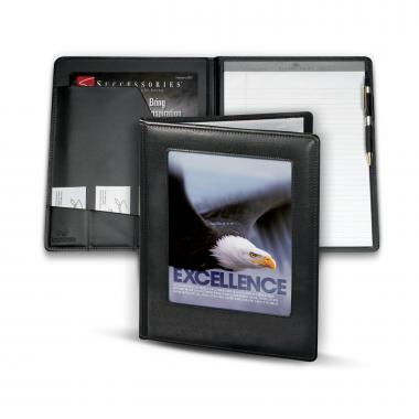 Excellence Eagle Image Padfolio