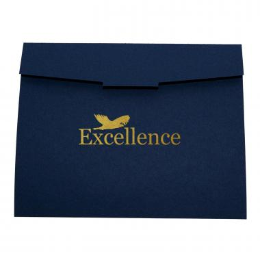 Excellence Eagle 10-Pack Certificate Folders