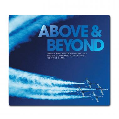 Above & Beyond Jets Mousepad