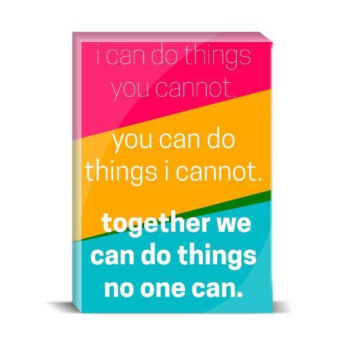 We Can Do Desktop Print