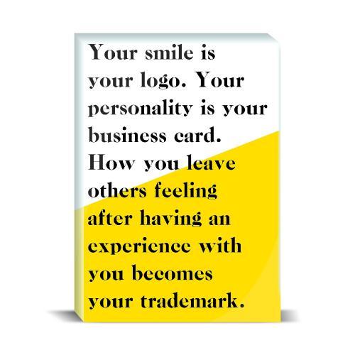 Your Trademark Desktop Print