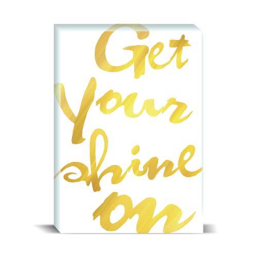 Shine On Desktop Print