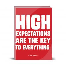 Color & Texture - High Expectations Desktop Print