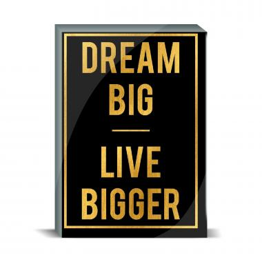 Dream Big Desktop Print